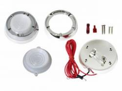 Electrical & Lighting - Interior Lights - Scott Drake - 67 - 70 Mustang Dome Lamp Assembly