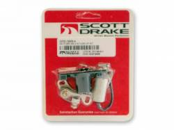 Ignition System - Distributor - Scott Drake - 1964 - 1973 Mustang  Distributor Tune Up Kit (260, 289, 302, 351, 390)