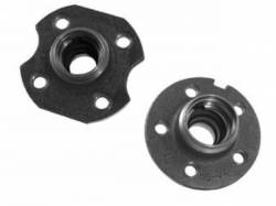 Drum Brakes - Drum Assembly - Scott Drake - 1964 - 1966 Mustang  Drum Brake Hub (170,200)