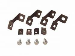 Cooling - Radiator Fan & Shrouds - Scott Drake - 65-66 Mustang Fan Shroud Brackets (2 Core)