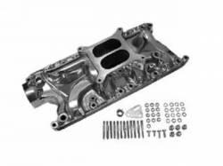 Scott Drake - 1964 - 1973 and 1979 - 1981 Mustang  High Performance Aluminum Intake Manifold  (Satin)
