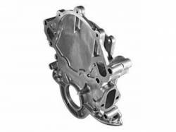 Engine - Timing & Related - Scott Drake - 1965 - 1967 Mustang  Timing Chain Cover (289, 302 For Cast Iron Water P