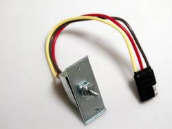 Electrical & Lighting - Convertible Top - Scott Drake - 64-66 Mustang Convertible Top Switch. Also correct for tai