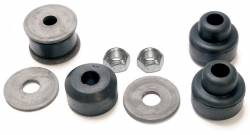 Suspension - Strut Rod - Scott Drake - 64 - 66 Mustang Heavy-Duty Strut Rod Bushing Kit