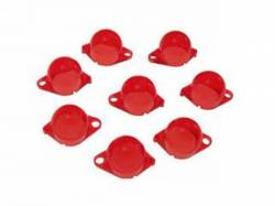 1967 - 1970 Mustang  Instrument Panel Light Filters (Red)