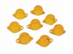 67-70 Mustang Instrument Panel Light Filters (Amber/Yellow