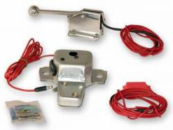 Locks & Ignition - Trunk Locks - Scott Drake - 65 - 66 Mustang Electric Trunk Release Kit