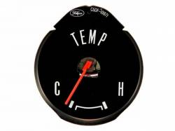 1964 - 1965 Mustang  Standard Temperature Gauge