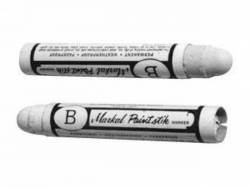 Accessories - Tools - Scott Drake - Markal Paint Sticks (2 Sticks, White & Yellow)