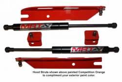 Hood - Hinge - MRT - 05 - 13 Mustang MRT Hood Struts, custom color