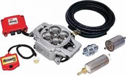 Fuel System - EFI Conversion Kits - Miscellaneous - 1964 - 1973 Mustang  MSD Atomic EFI Fuel Injection System, 525 HP