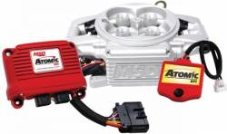Fuel System - EFI Conversion Kits - Miscellaneous - 1964 - 1973 Mustang  MSD Atomic EFI Fuel Injection Conversion System