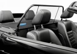 Convertible Top - Wind Deflectors - Love The Drive - 05 - 14 Mustang Convertible Wind Deflector Kit