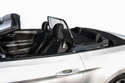 Love The Drive - 15 - 20 Mustang Convertible Wind Deflector Kit, NO Styling Bar