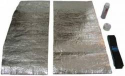 Insulation & Underlayment - Roof & Side Panels - QuietRide Solutions - 64 - 66 Mustang Fastback Roof Acoustic Kit