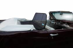 Convertible Top - Wind Deflectors - Love The Drive - 64 - 68 Mustang Convertible Wind Deflector Kit