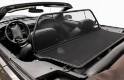Convertible Top - Wind Deflectors - Love The Drive - 94 - 04 Mustang Convertible Wind Deflector Kit
