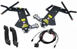 Windows - Power Window Kits - Nu Relics Power Windows - 64 - 66 Mustang Fsbk/Coupe/Conv Power Window Kit