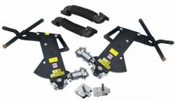 Windows - Power Window Kits - Nu Relics Power Windows - 64 - 66 Mustang Power Window Kit w/Crank Switches