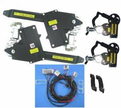Windows - Power Window Kits - Nu Relics Power Windows - 71 - 73 Mustang Power Window Kit- Chrome Switch
