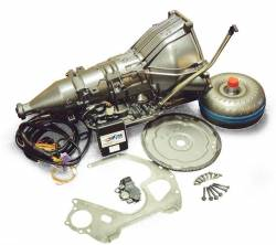 Transmission - Automatic Transmission Kits - Performance Automatic - 4R70W Street Smart Package Transmission for Coyote 5.0