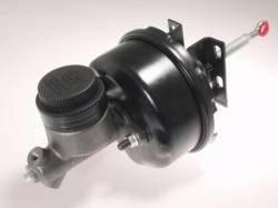 Master Cylinders & Boosters - Booster & Master Kits - Scott Drake - 64-66 Mustang Power Brake Conversion (Drum, Auto)