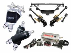 Suspension Kits - Front & Rear Packages - RideTech - 67 - 70 Mustang RideTech ShockWave Suspension, L 1