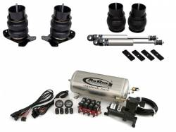 Suspension - Air Ride & Related - RideTech - 79 - 93 Mustang RideTech Level 1 Air Suspension System