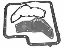 Transmission - Automatic Components - Scott Drake - 1967 - 1973 Mustang  Transmission Filter with Gaskets (C6)