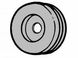 """Body - Exterior Seals & Grommets - Scott Drake - 67-70 Mustang Fuel Line Grommet (3/8"""" line)"""