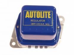 Electrical & Lighting - Voltage Regulator - Scott Drake - 68-69 Mustang Voltage Regulator (with A/C)