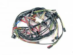 Wire Harnesses - Under Dash - Scott Drake - 1968 Mustang Underdash Wire Harness, use with Tach