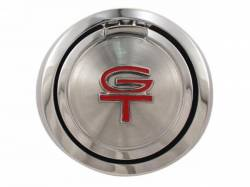 Body - Tail Light Panels - Scott Drake - 1968 Mustang GT Pop-open Fuel Cap