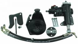 Steering - Conversion Kits - Borgeson - 1968 - 1970 Mustang Manual to Power Steering Conversion Kit, Small Block V8