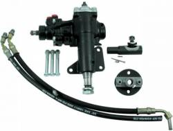 Borgeson - 1968 - 1970 Mustang Integral Power Steering Conversion Kit, Small Block V8