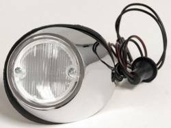 Electrical & Lighting - Back Up Lights - Scott Drake - 69 - 70 Mustang Back Up Lamp, LH