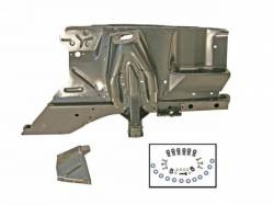 Body - Shock Tower - Scott Drake - 69-70 Mustang Shock Tower/Apron Assembly, RH