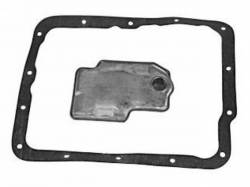Transmission - Automatic Components - Scott Drake - 1969 - 1973 Mustang  Transmission Filter (With Gaskets, FMX)