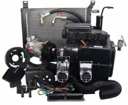 A/C & Heating - A/C Systems & Upgrades - Scott Drake - 1967 Mustang Hurricame AC & Heater Kit