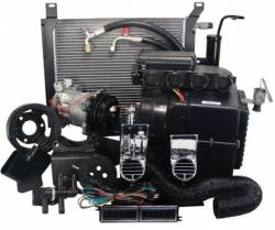 A/C & Heating - A/C Systems & Upgrades - Scott Drake - 1968 Mustang Hurricane Ac & Hearter Kit