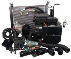 A/C & Heating - A/C Systems & Upgrades - Scott Drake - 1967 Mustang Hurricane Ac & Heater Kit