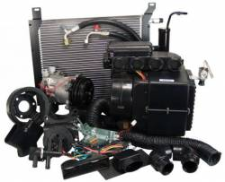 A/C & Heating - A/C Systems & Upgrades - Scott Drake - 1968 Mustang Hurricane Ac & Heater Kit