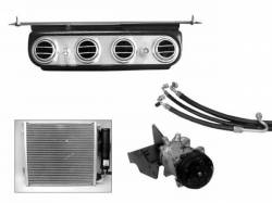 A/C & Heating - A/C Systems & Upgrades - Scott Drake - 1967 - 1968 Mustang AC Kit (289, Power Steering)