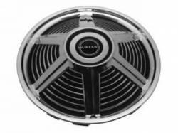 Wheels - Hub Caps & Trim Rings - Scott Drake - 65 Mustang Standard Hub Cap (14 Inch Diameter)