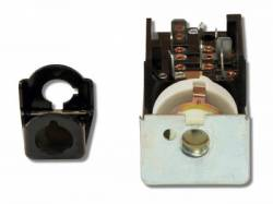 Electrical & Lighting - Headlights - Scott Drake - 1964 1/2 Mustang Headlight Switch