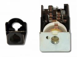 Electrical & Lighting - Headlights - Scott Drake - 1964 1/2 Mustang Headlight Switch