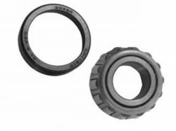 1964 - 1966 Mustang  Outer Front Wheel Bearing & Race (6 Cylinder, Drum