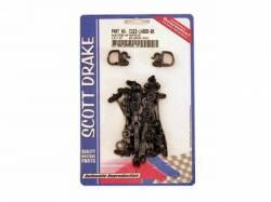 Wire Harnesses - Mounting Hardware - Scott Drake - 64-66 Mustang Wiring Loom Mounting Kit