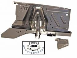 Body - Shock Tower - Scott Drake - 65-66 Mustang Shock Tower/apron Assembly, Rh