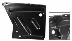 Body - Fender Aprons - Scott Drake - 64 - 66 Mustang Inner Fender Apron - Concours Left